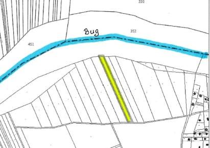 działka na sprzedaż - Sarnaki, Bużka