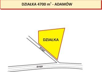 działka na sprzedaż - Chynów, Wola Pieczyska